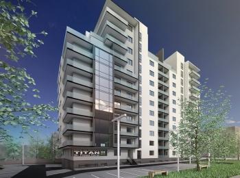 Apartament 3 camere - Barcelona Residence Titan