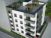 Apartament 3 camere - Ansamblu Rezidential Brancoveanu