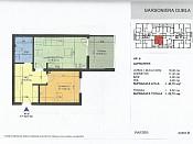 Apartament 2 camere - Ansamblu Rezidential Tineretului