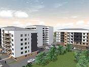 Apartament 2 camere - Ansamblu Rezidential 1 Decembrie