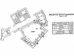 Garsoniera - Ansamblu Rezidential Rosetti