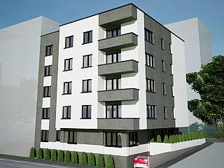Apartament 2 camere - Ansamblu Rezidential Brancoveanu