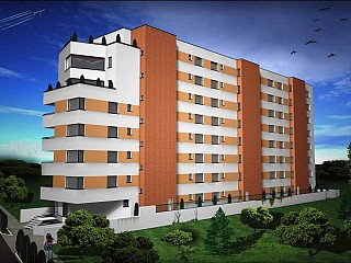 Apartament 3 camere - Ansamblu Rezidential Uverturii