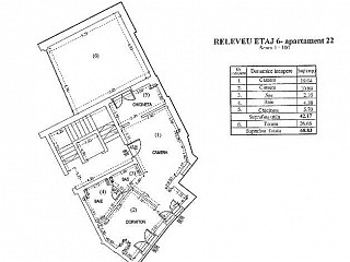 Apartament 2 camere - Ansamblu Rezidential Rosetti