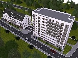 Apartament 2 camere - Lotus Complex