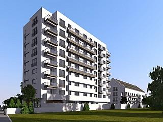 Apartament 3 camere - Lotus Complex