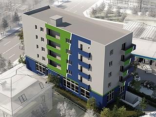 Apartament 2 camere - Ansamblu Rezidential Rahova
